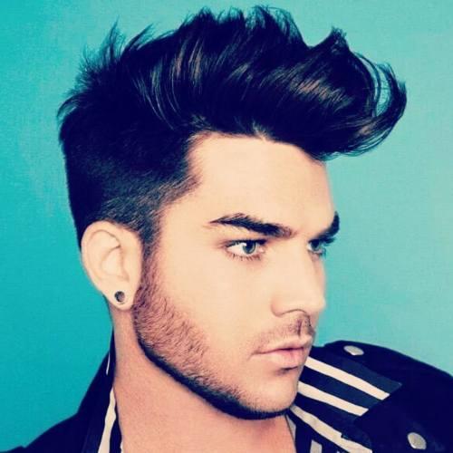 10 adam lambert hairstyles