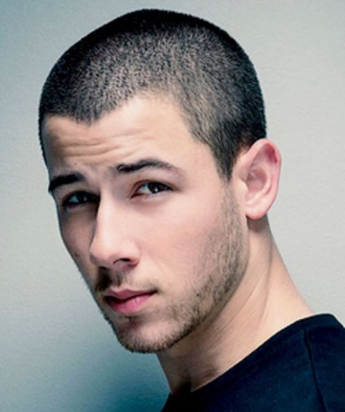 10 nick jonas haircut latest and popular short buzz hairstyle