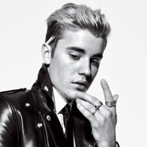 13 justin bieber haircut slicked back rockabilly hairstyle