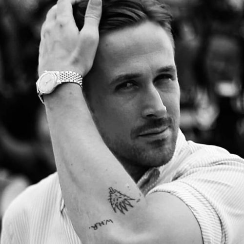 13 ryan gosling silky hair