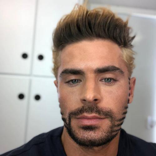 3 zac efron haircut tiger style beard 2019 latest