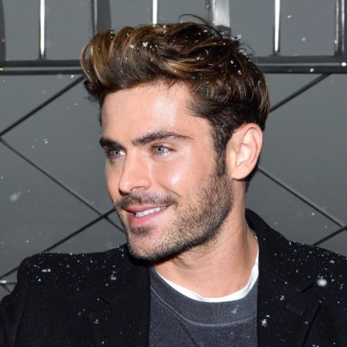 4 zac efron highlighted latest quiff hairstyle