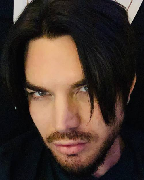 5 adam lambert long hairstyle