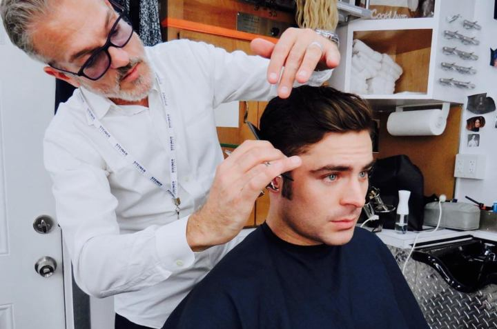 6 zac efron haircut slicked back latest hairstyle