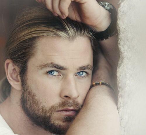chris hemsworth haircut thor haircut with beard style chris hemsworth hairstyle