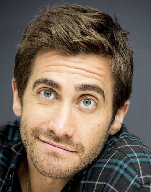 jake gyllenhaal latest hairstyle