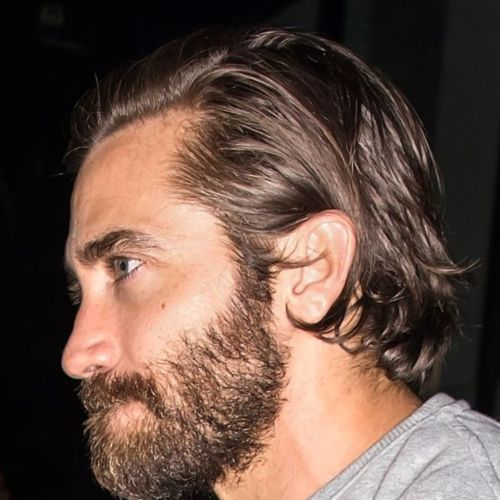 jake gyllenhaal long hair