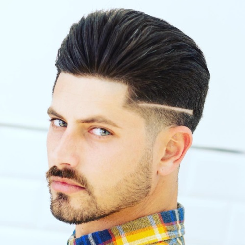low fade haircut men latest best