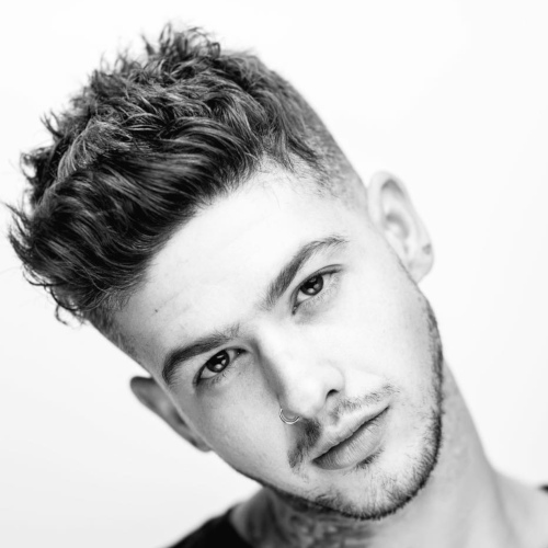 Modern Messy Hairstyles For Men New - Men\'s Hairstyles ...